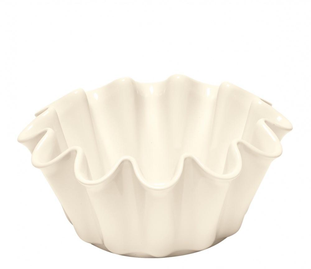 Форма для кекса, 23 см (белая) Emile Henry