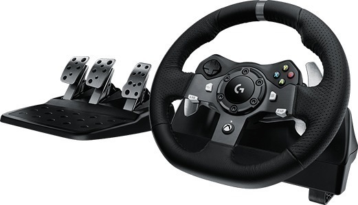 Игровой руль Logitech G920 Driving Force для XBOX One