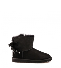 UGG Mini Braid Black