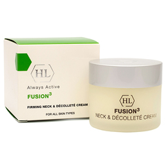 Holy Land Fusion Firming Neck and Decolette Cream - Крем для шеи и декольте