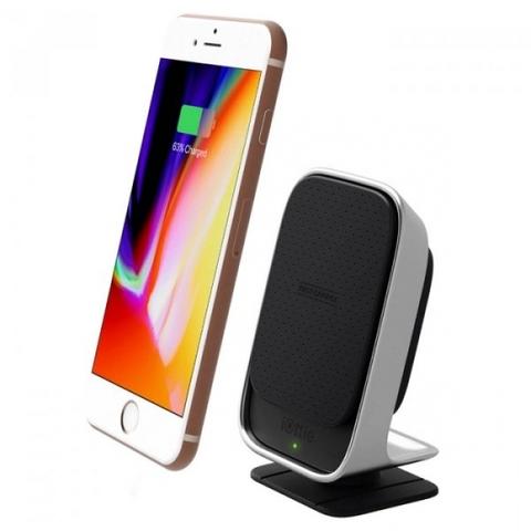 Автодержатель для телефона iOttie iTap Wireless Fast Charging Magnetic Car Mount (HLCRIO133)