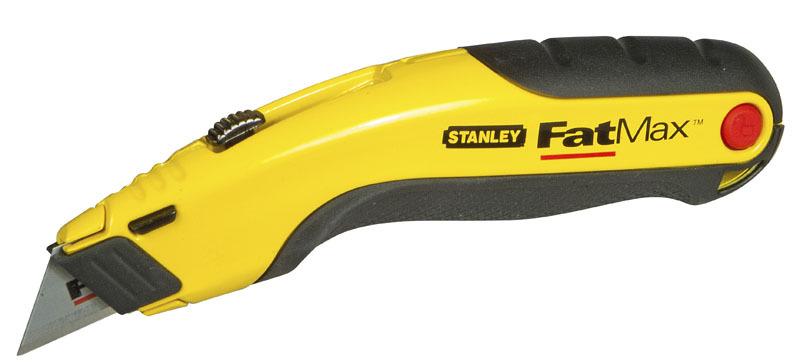 Нож   с выдвижным трапецивидным лезвием FatMax Stanley 0-10-778