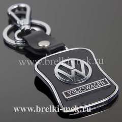 Брелок с логотипом Volkswagen