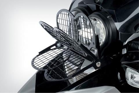 Защита фары(решетка) складная BMW R1200GS/GSA