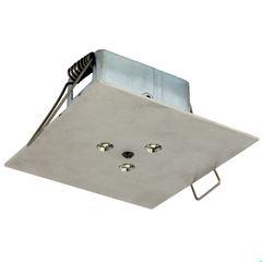 Аварийный светильник встраиваемый в потолок EYE LED Square Awex