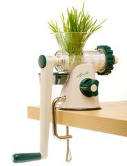 Соковыжималка ручная Lexen Healthy Juicer Manual GP27-W, белый