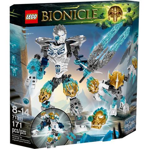 LEGO Bionicle: Копака и Мелум — Объединение Льда 71311