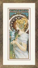 Lanarte Art Nouveau By Mucha - Quill (Альфонс Муха - Перо)