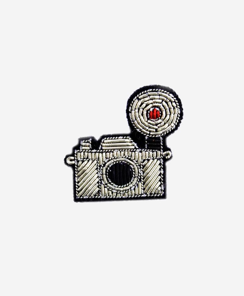 Брошь Camera