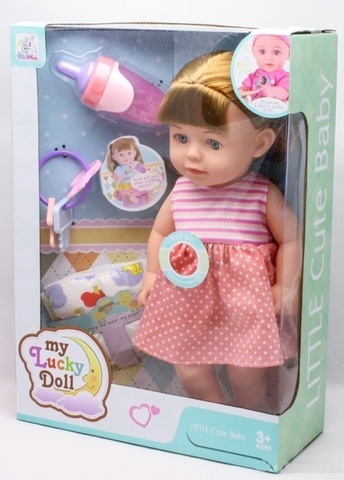 Кукла «My Lucky Doll»