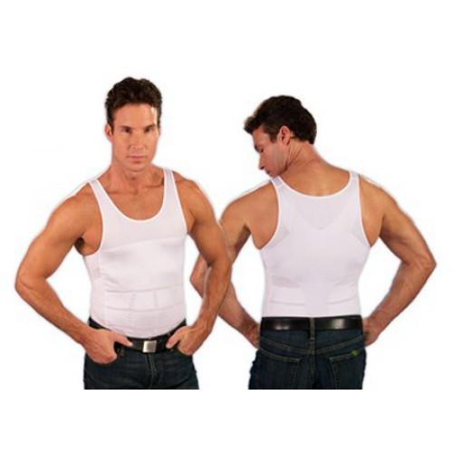 Мужская утягивающая майка Аполлон (Slim N Lift Supreme Men's Shirt)