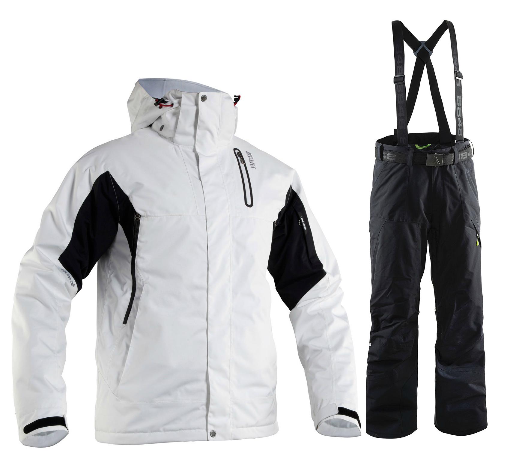 Мужской горнолыжный костюм 8848 Altitude Cooper/Base 67 (783952-702708)