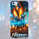 Чехол для iPhone 7+/7/6s+/6s/6+/6/5/5s/5с/4/4s DC's LEGENDS OF TOMORROW