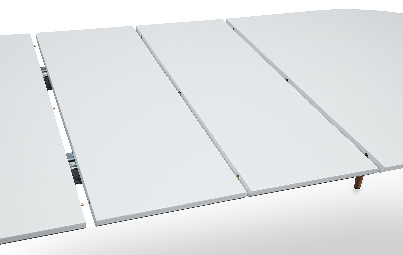 Стол ESF DT-95 белый
