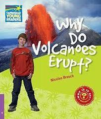 Why is it so? 4 Why Do Volcanoes Erupt?