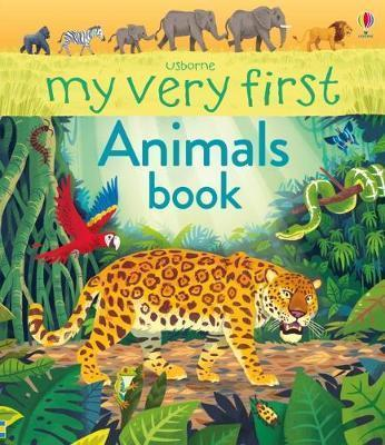 Kitab My Very First Animals Book | Alice James