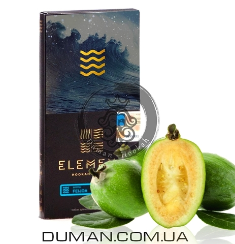 Табак Element Feijoa (Элемент Фейхоа) |WATER