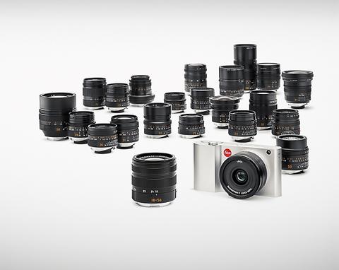 Leica T Kit Vario-Elmar-T 18-56 mm/f3.5-5.6 ASPH Silver
