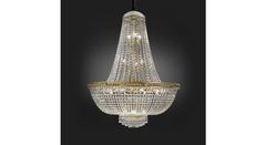 Italamp 1030 100 Transp. OA Domestic Glass — Потолочный подвесной светильник MEMORY