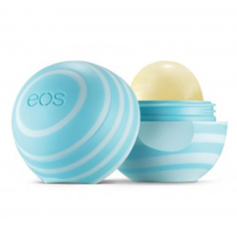 EOS Vanilla Mint Visibly Soft Lip Sphere - Бальзам для губ Ванильная мята