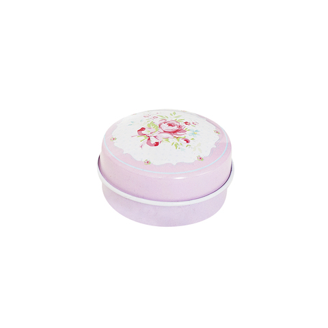 Коробочка круглая Tender Pink