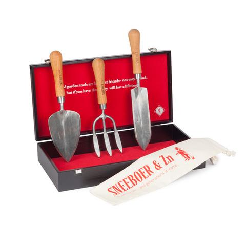 Набор садовых инструментов в подарочной коробке Sneeboer