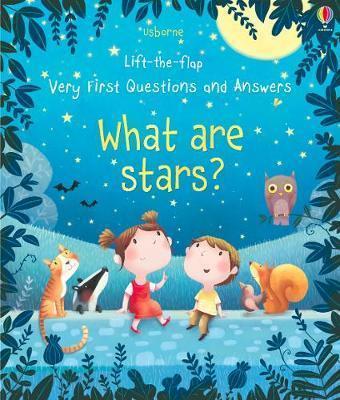 Kitab What are Stars? | Katie Daynes