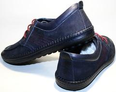 Мужские туфли под джинсы Luciano Bellini 32011-00