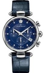 Женские швейцарские наручные часы Claude Bernard 10215 3 BUIFN2