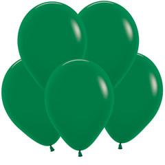 S 12 Пастель Тёмно зелёный / 12шт. /
