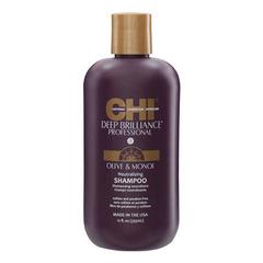 CHI Deep Brilliance Olive & Monoi Neutralizing Shampoo - Глубоко очищающий и нейтрализуйющий шампунь