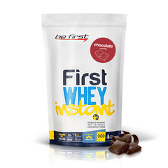 Be first WHEY instant (900гр/ шоколад)