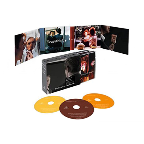 David Bowie / Nothing Has Changed (3CD)