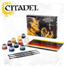 Citadel Artificer Tint Set