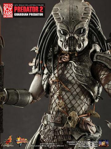 Predator 2 - Guardian Exclusive Figure SDCC