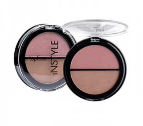 Topface Instyle Румяна Twin Blush On  №004  - PT353