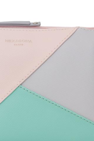 Сумка через плечо Hexagona Ligne Graphic, green multicolor, фото 5