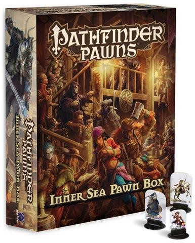 PTHF: Миниатюры Inner Sea Pawn Box