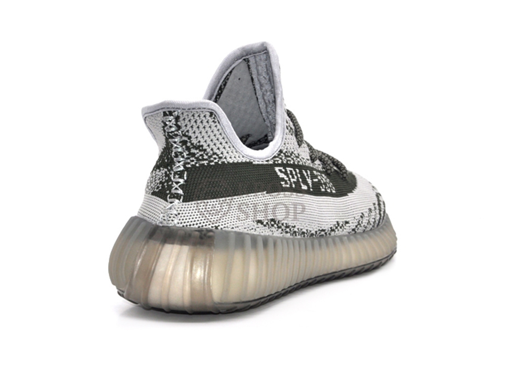Adidas Yeezy Boost 350 V2 Men's Gray Zebra