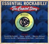 Сборник / Essential Rockabilly - The Capitol Story (2CD)