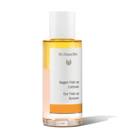 Очищающая двухфазная жидкость для снятия макияжа с глаз, Dr.Hauschka