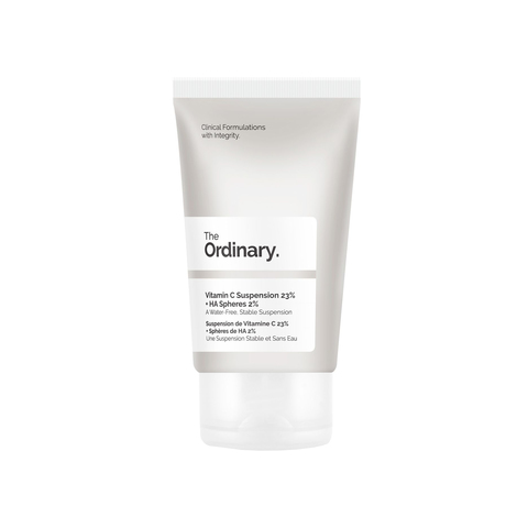 Сыворотка для лица THE ORDINARY Vitamin C Suspension 23% + HA Spheres 2%