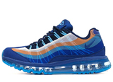 Кроссовки Мужские Nike Air Max 95 + Double Blue White Orange