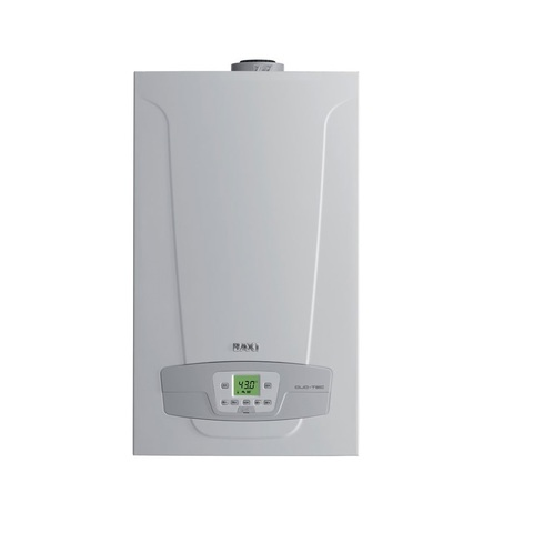 Котел газовый конденсационный BAXI LUNA Duo-tec 24 (двухконтурный, закрытая камера сгорания)