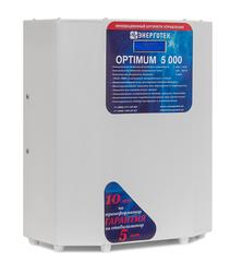 Стабилизатор Энерготех OPTIMUM+ 5000