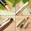 Купить Перьевая ручка Parker S0809110 Sonnet F527, St. Steel GT по доступной цене