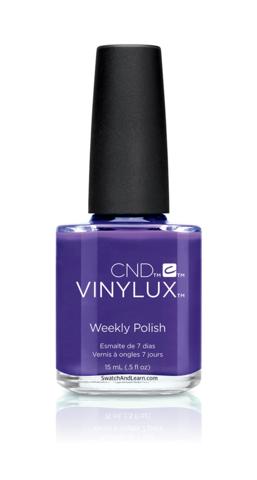 Винилюкс недельный лак CND Vinylux # 236 - Video Violet 15 мл