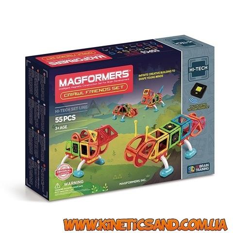 Magformers Рептилии, 55 элементов Магформерс