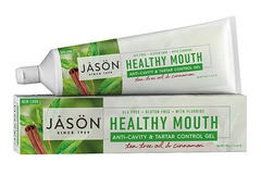 "Гелевая зубная паста ""Чайное дерево"" против парадонтоза, Jason"