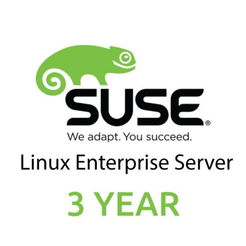 Сертифицированная ФСТЭК версия ОС SUSE Linux Enterprise Server 12 Service Pack 3 с технической поддержкой (1-2 Sockets or 1-2 Virtual Machines, Standard Subscription, 3 Year)